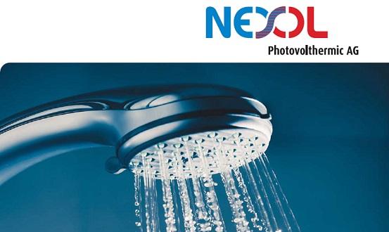 NEXOL Photovoltthermic  AG  – Novo rješenje u pripremi potrošne toplevode