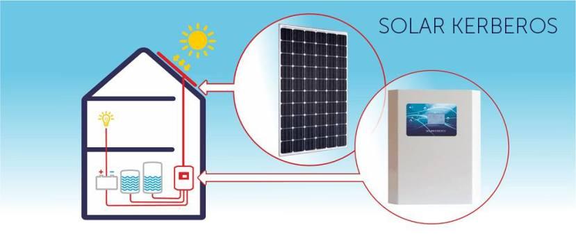 Instalirali smo prvi FN sustav za direktno grijanje potrošne tople vode uHrvatskoj!
